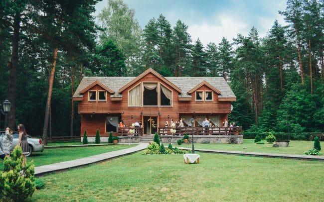 Kaimo turizmo sodyba vestuvėms